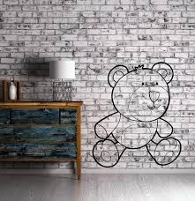 Wall Sticker Vinyl Decal Happy Funny Hippo Kids Room Decor Children Un Wallstickers4you