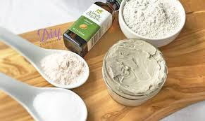 almond and bentonite clay toothpaste