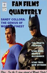 Fan Films Quarterly: Sandy Collora: The Genius of World's Finest by David  Noble | NOOK Book (eBook) | Barnes & Noble®