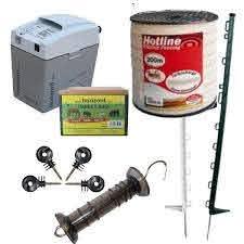 Starter Kit For Horse Electric Fence Agrisellex