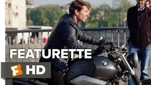 Mission: Impossible - Fallout Featurette - Paris Motorcycle (2018 ...