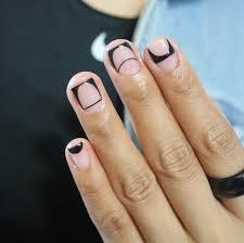 13 nail art designs for short nails