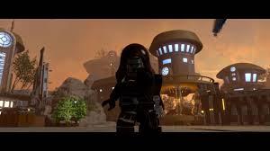LEGO Star Wars: Il Risveglio della Forza Vignetta Kylo Ren Trailer ...