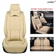 yuzhe universal leather car seat covers