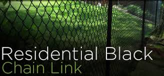 Black Chain Link Fence Workshop