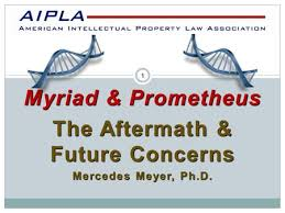 Prometheus & Myriad The Future of Diagnostic & Gene Claims Mercedes Meyer,  Ph.D. Kevin Noonan, Ph.D. - ppt download
