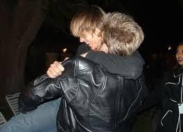 Dawww, Vic Mignogna Bro-Hugging Aaron Dismuke. | Favorite ...