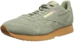reebok men s classic leather sneaker