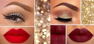christmas party makeup ideas for s