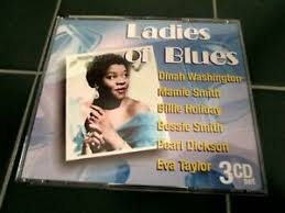 Ladies of Blues, 3 CD Set, Like New,Bessie Smith,Ma Rainey,Billie ...