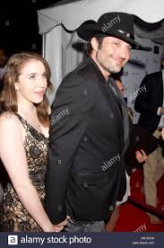 Robert Rodriguez and his girlfriend at a yacht party aboard the Lady Stock  Photo - Alamy