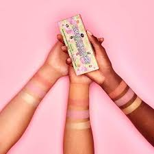 Cheekleaders Pink Squad Mini Cheek Palette by Benefit #6