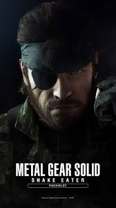 official metal gear solid snake eater