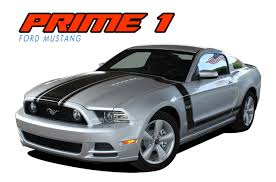 Prime 1 Ford Mustang Stripes Mustang Decals Mustang Vinyl Graphics