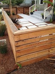 25 Ideas For Decorating Your Garden Fence Diy Modern Front Yard Small Front Yard Landscaping Patio Fence