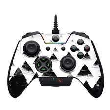 Skin For Razer Wolverine Ultimate Black Hills Mightyskins Protective Durable And Unique Vinyl Decal Wrap Cover Easy To Apply Remove And Change Styles Walmart Com Walmart Com