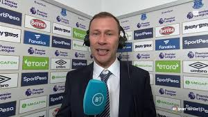 Duncan Ferguson reacts to his first Everton win, a legend at Goodison Park  - YouTube
