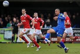Wimbledon boss Brown desperate for Harrison to score | Your Local Guardian