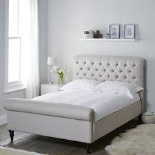 aldwych linen union scroll bed beds