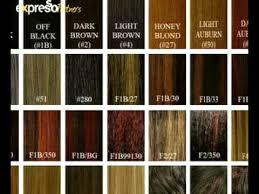 l hair colour 11 04 2016 you