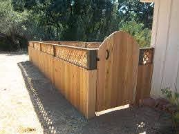 Arbor Fence Inc A Diamond Certified Company Wooden Fence Wood Fence Backyard Fences