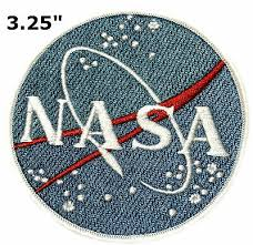 4926 Nasa Special Mission Space Mars Red Logo Vintage Retro 4x1 Decal Sticker