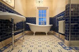 victorian bathroom tiles floor