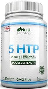 nu u nutrition double strength 5 htp