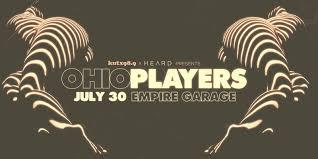 Ohio Players - Music Calendar - The Austin Chronicle