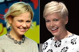 Adelaide Clemens + Michelle Williams — Dead Ringers?