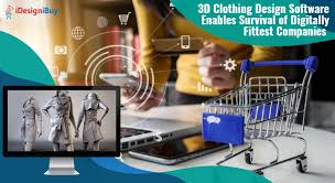 3d clothing design software enables