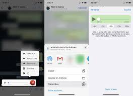 Come convertire l'audio di WhatsApp in testo con App