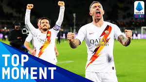 Kolarov Seals the Win from 40 Yards! | SPAL 1-6 Roma