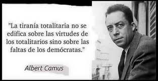 Frase Albert Camus. Autor no conocido - Sociedad De Filosofía ...