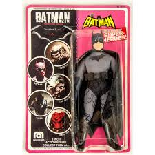 BATMAN: DEAD END Limited Edition Mego Action Figure Signed by Sandy Collora