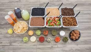 get a salsarita s taco bar delivered to