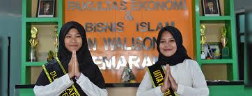 fakultas ekonomi dan bisnis islam uin walisongo semarang