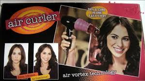 air curler soft curl hair dryer