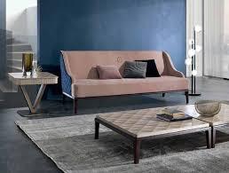 sofa mit externer polsterung mit