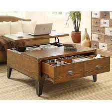 modern storage coffee table at rs 15000