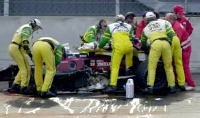 15 settembre 2001 - L'incidente di Zanardi - Amarsport - Icon Wheels