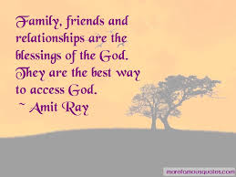 quotes about blessings of friends and family top blessings of