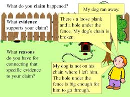 Three Parts To A Logical Response Claim A Statement About The Solution To A Problem A Response To A Question An Answer To A Problem Evidence Relevant Data Ppt Download