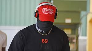 LeBron and Lakers wear red MAGA-like hats but the message asks for justice  for Breonna Taylor - CNN