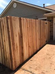 162 Of Crc Cedar Fence On Metal Posts Sa Wooden Fence Co Facebook