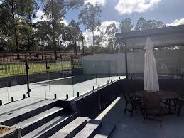 Raphs Glass Pool Fencing Brisbane Real Living Magazine Eat Your Heart Out