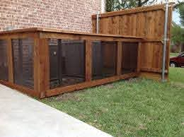 O Removable Air Conditioner Fence Goins Fencing