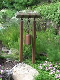 image result for large garden bells