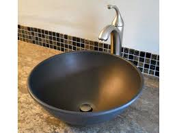 nehalem 16 round metal sink sinks
