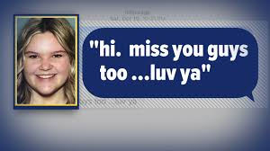 Missing Idaho teen's cell phone found in mother's possession after ...